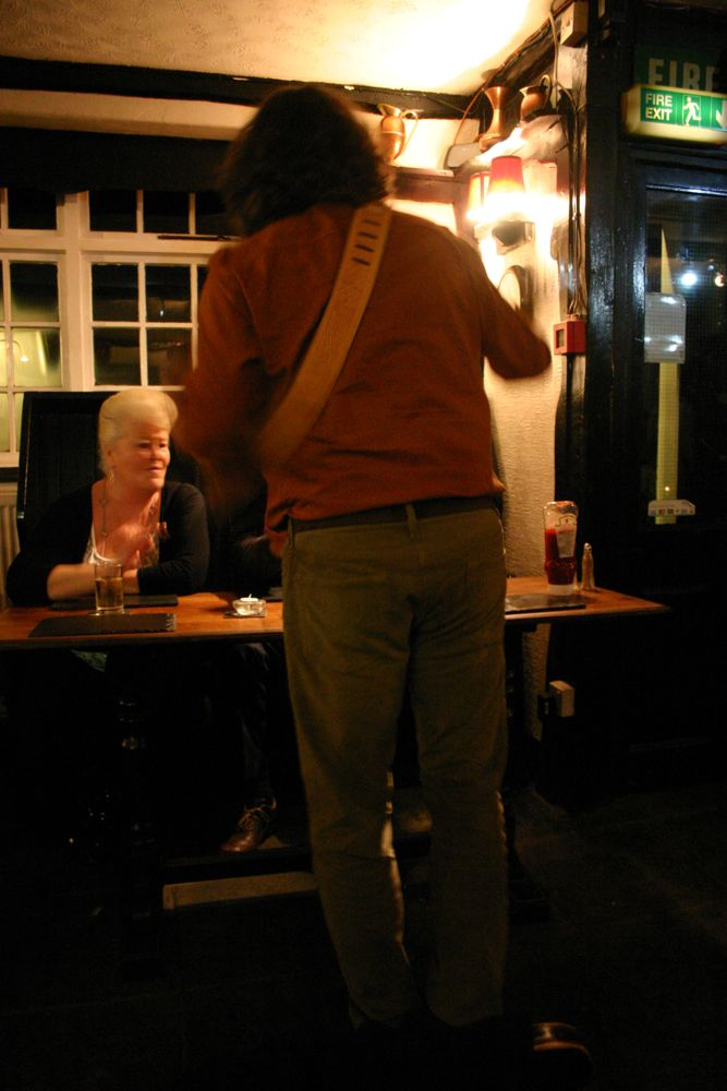 image showing 2014 03 08 Outlawd Gig Rose And Crown Tintern 14