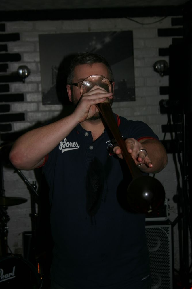 image showing Chris Yard Of Ale 006