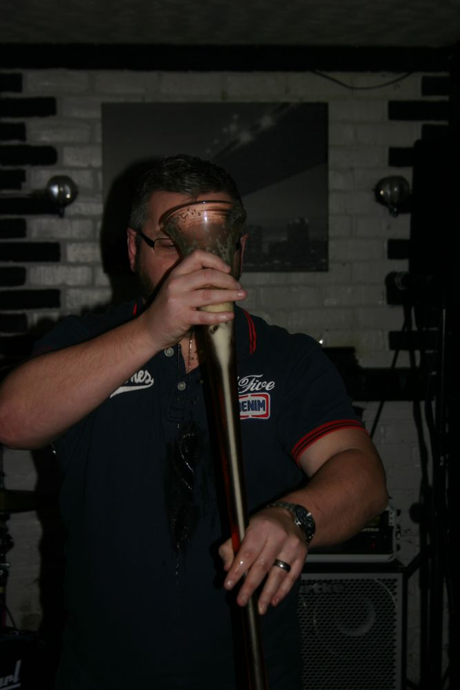 image showing Chris Yard Of Ale 007