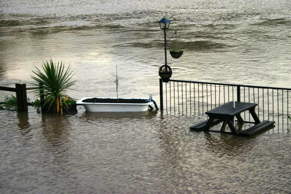 image showing Tintern flooding makes national news