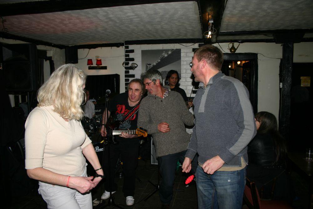 image showing Mike Wake Dancing 002