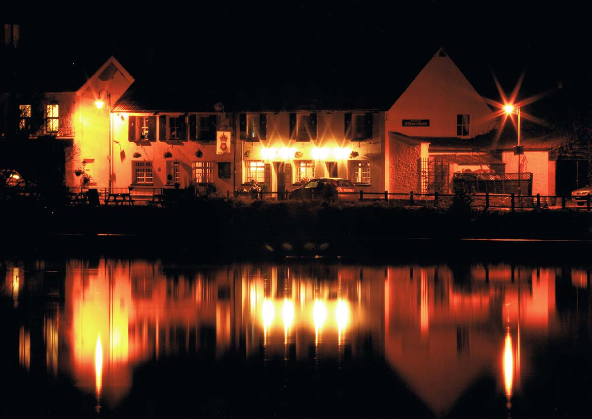 image showing Spring is just around the corner and boat trips to the Rose & Crown give you a great view