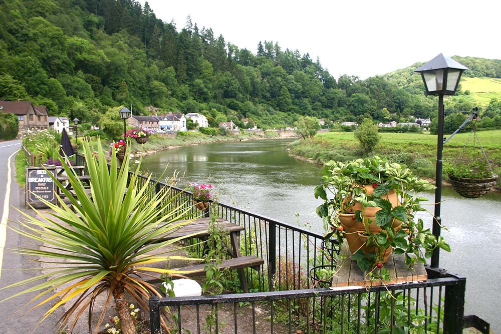 image showing How Green Was Wye Valley (With apologies to Richard Llewellyn)