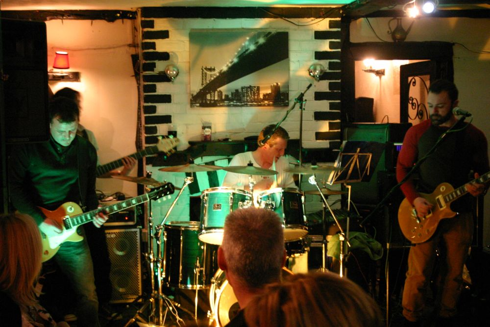 image showing Whereabouts gig at the Rose & Crown